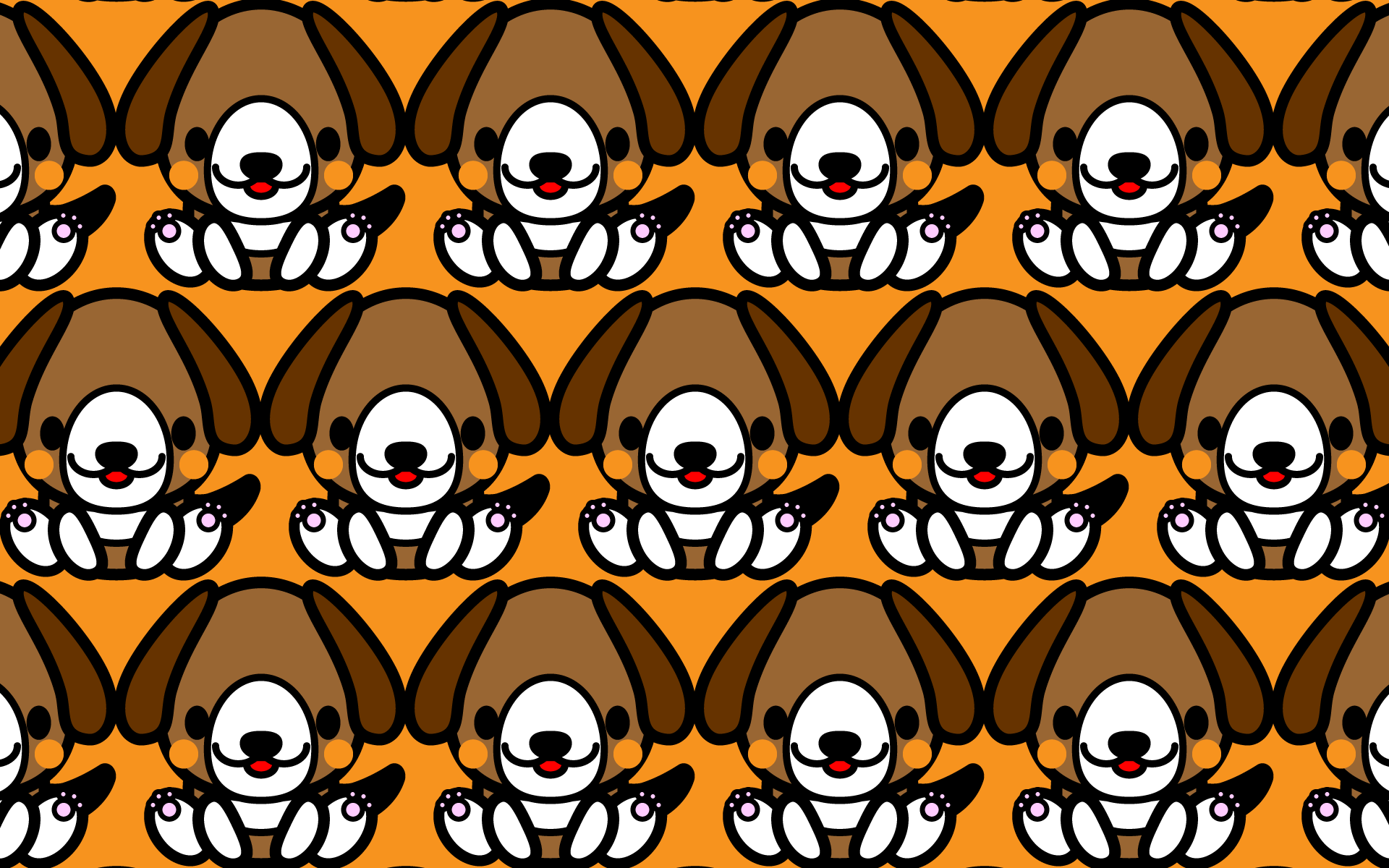 wallpaper4_sitbeagle-dog-fiill-orange-pc