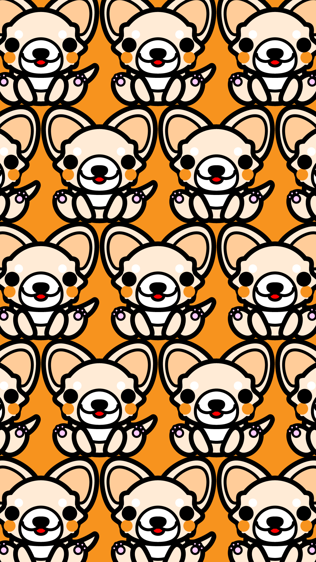 wallpaper4_sitchihuahua-fiill-orange-iphone