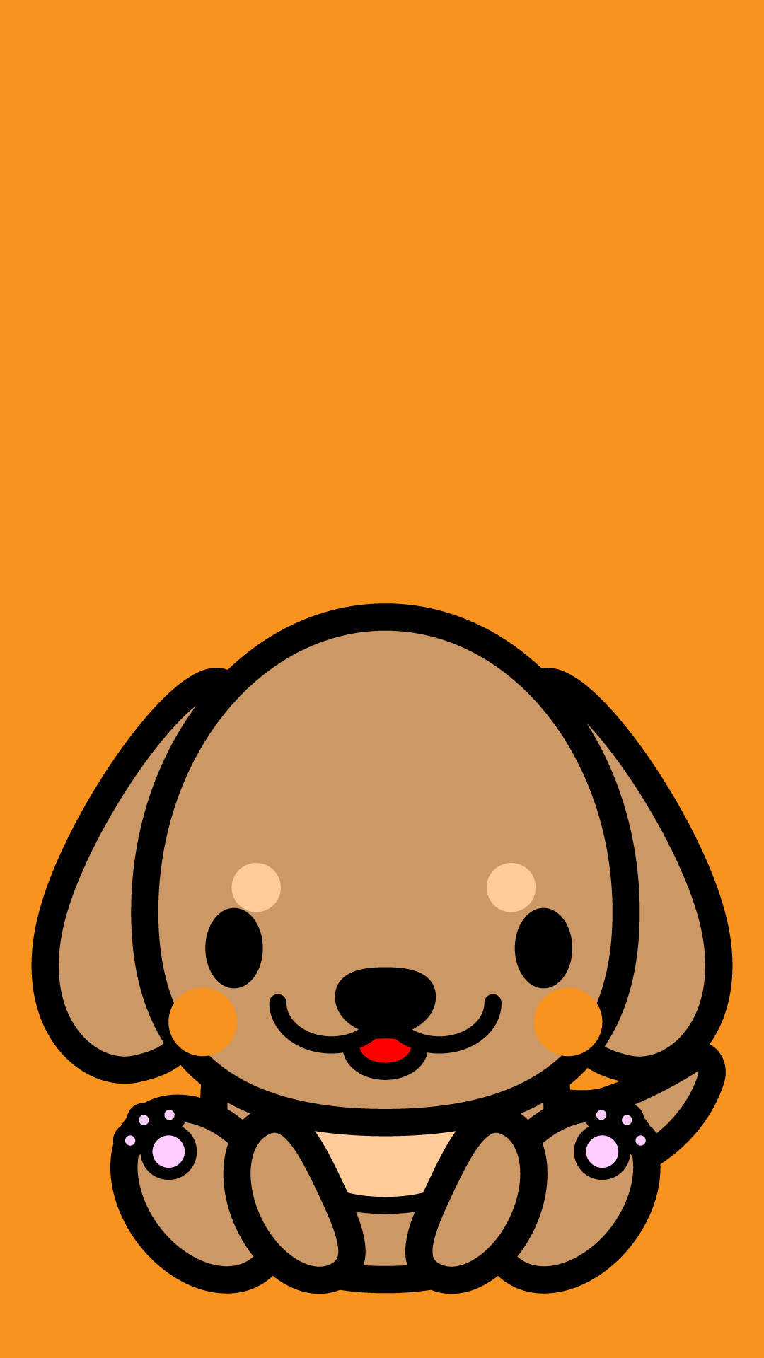 wallpaper4_sitdachshund-orange-iphone