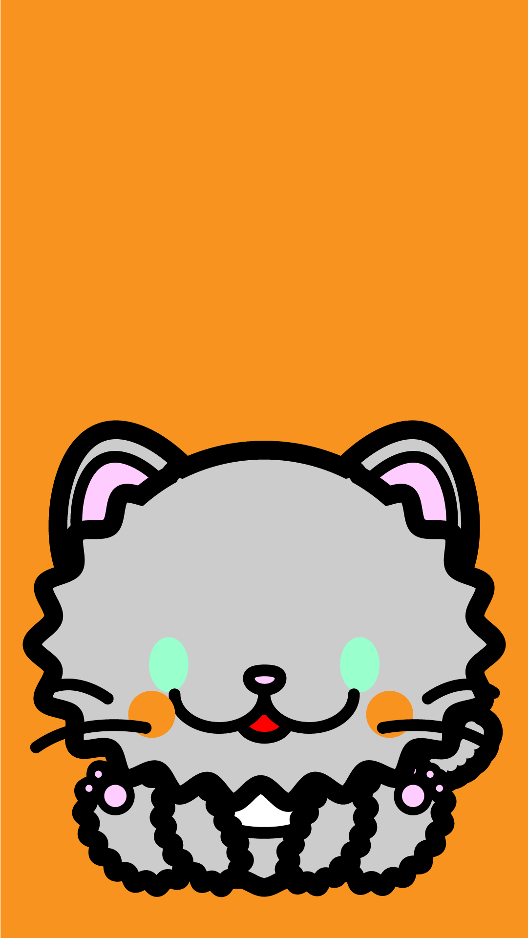 wallpaper4_sitpersiancat-orange-iphone