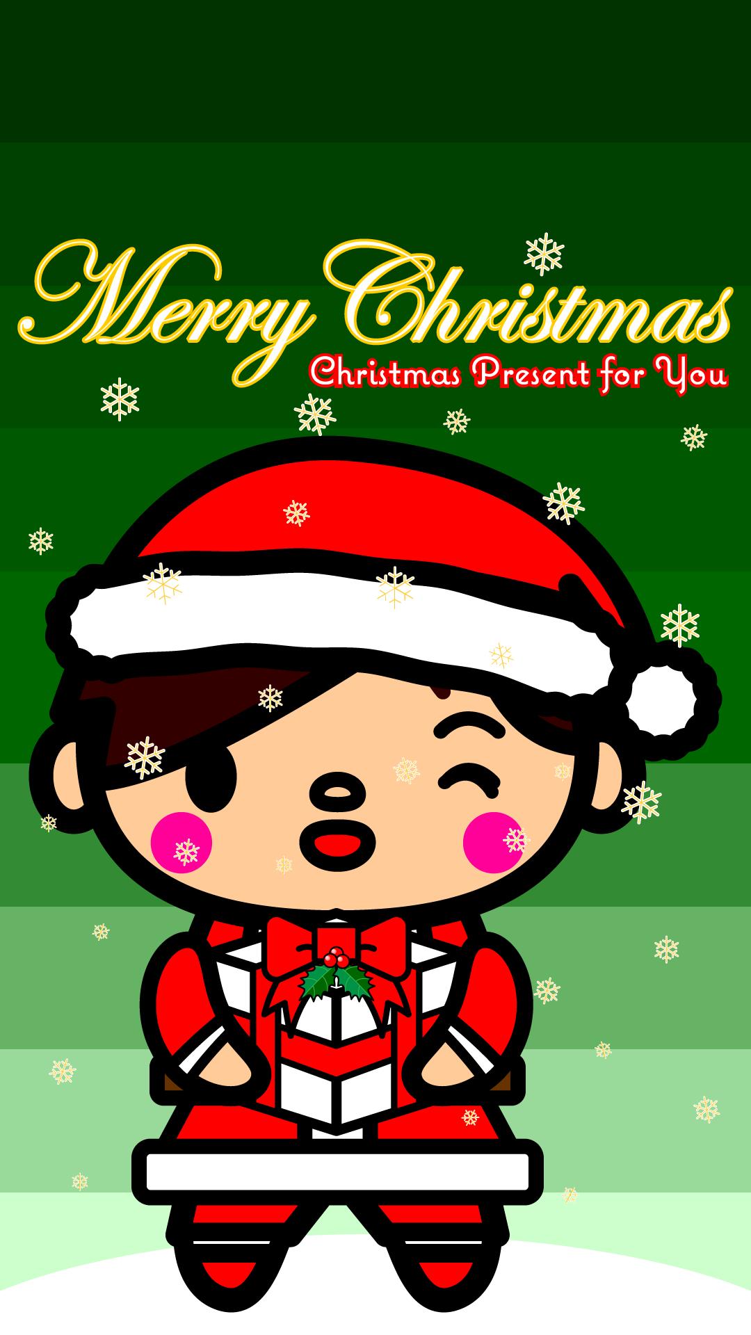 wallpaper6_christmas-santaman-green-iphone
