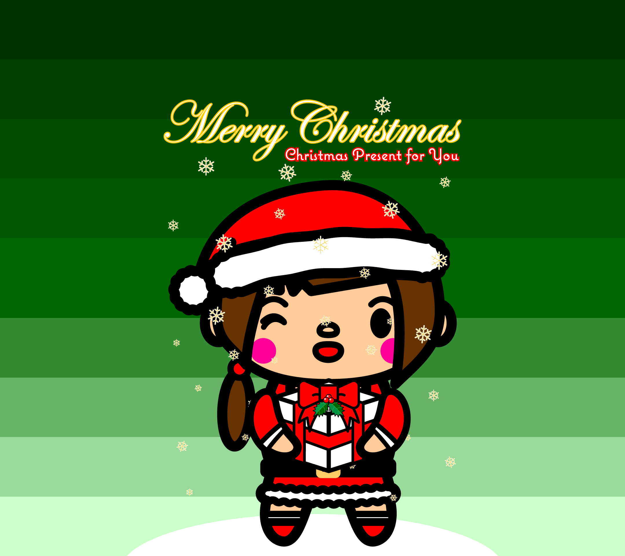 wallpaper6_christmas-santawoman-green-android