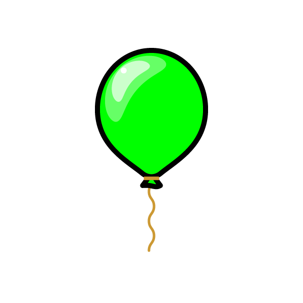 balloon_01-green