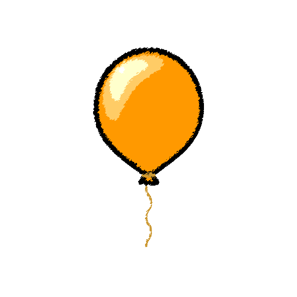 balloon_01-orange-handwrittenstyle