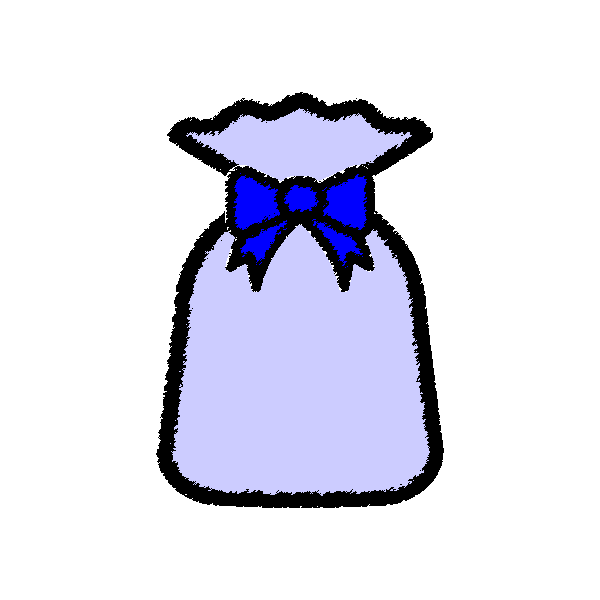 present2_bag-blue-handwrittenstyle