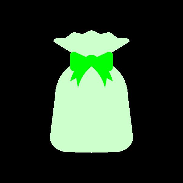 present2_bag-green-nonline