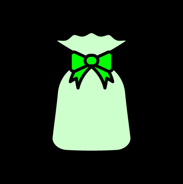 present2_bag-green