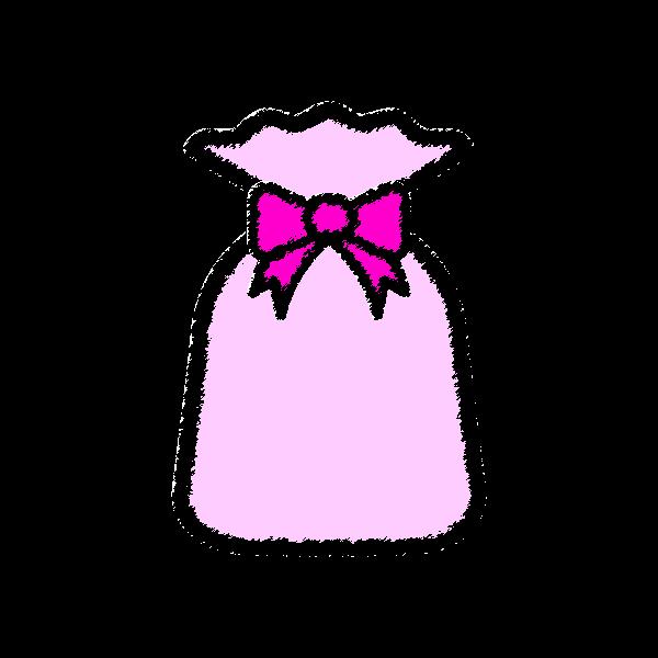 present2_bag-pink-handwrittenstyle