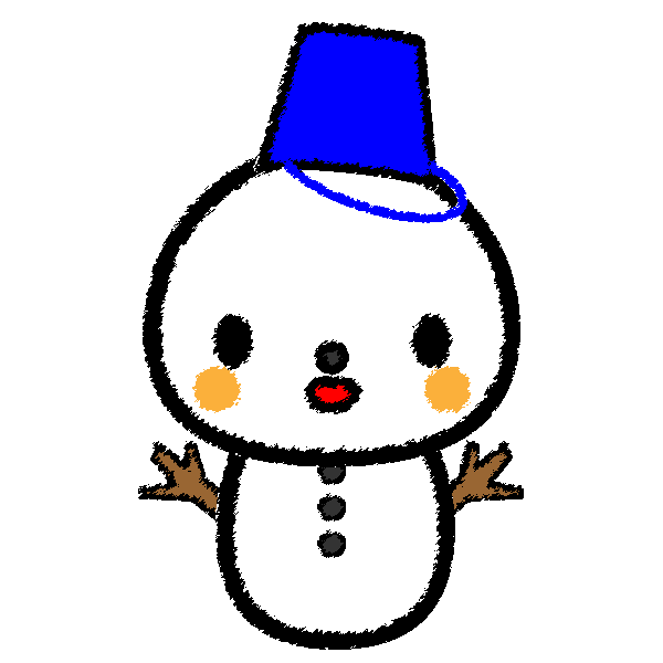 snow_man-handwrittenstyle